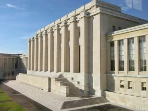 UN-Gebaude-Genf