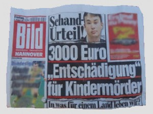 Magnus-Gaefgen-BILD-Zeitungsartikel